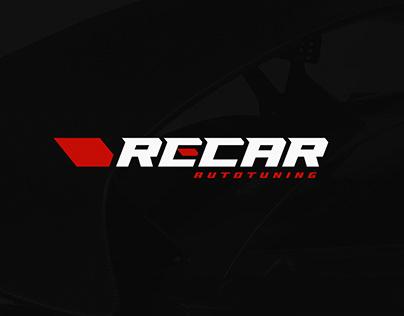 Recar | Logo design
