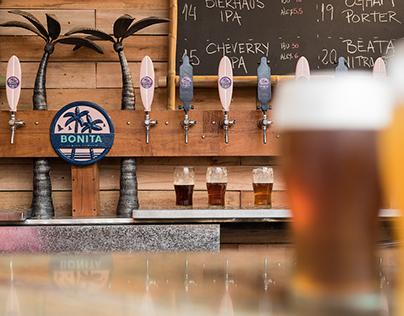 Bonita Brewing Company - Cervezas
