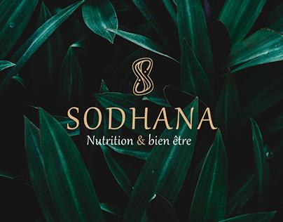 Branding - Sodhana - Nutrition & bien être