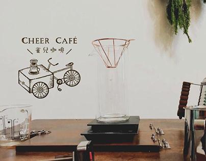Brand Identity for Cheer Café
