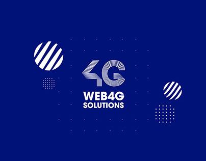 Web4g Solutions Brand