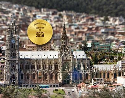 Colore de Quito 2016