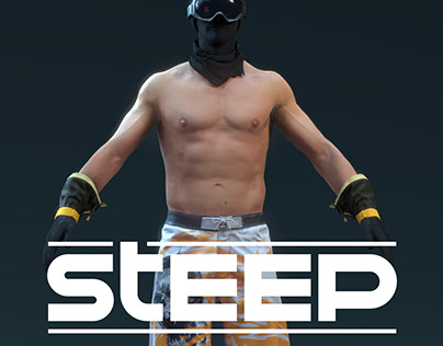 STEEP - Naked Body