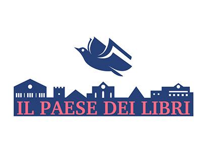 Il Paese dei Libri - Logo and posters