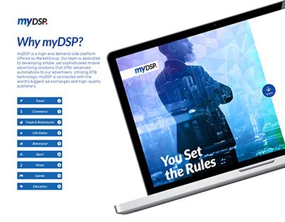 MyDSP Platform