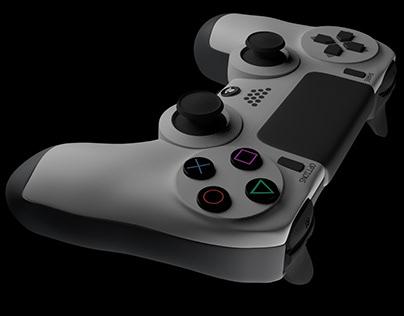 3D ps4 joystick.