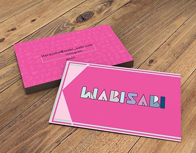 Branding project for an online group _WABI_SABI
