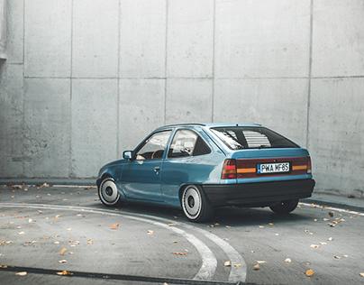"""Opel Kadett 'Grandpa"""""""
