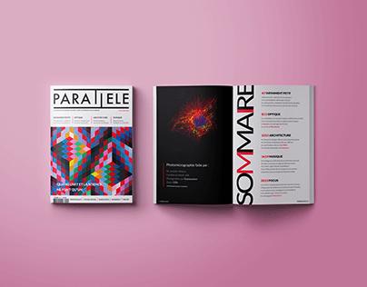 Magazine Parallèle
