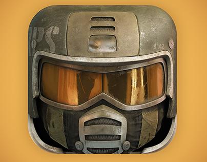 3D Halo App's Icon