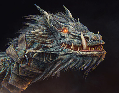 Dragon Head 02
