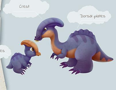 Dino Land. Dogo-saur