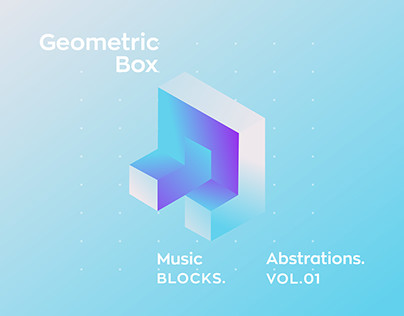 Music Blocks Geometric shapes Isometric