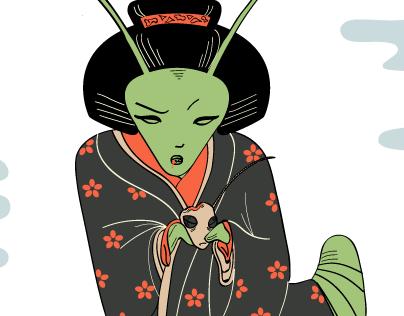 Japan Poster Series