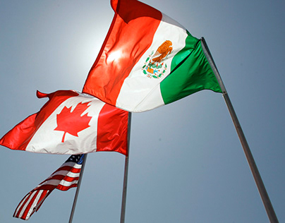 Mexico Posts Gains in Trade With the United States
