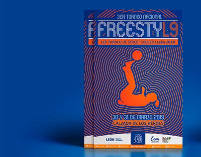 Imagen Torneo Nacional Freestyle 2019