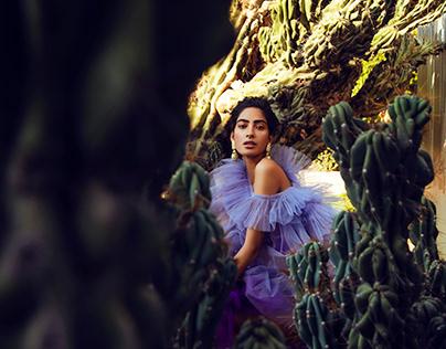 'Cacti' for Kalajee Jewellers