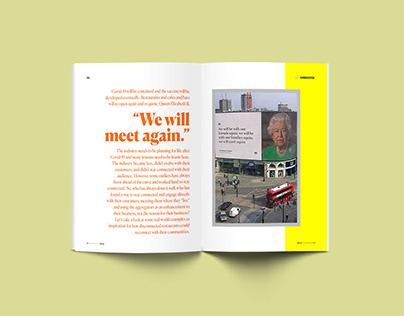 The 86 magazine