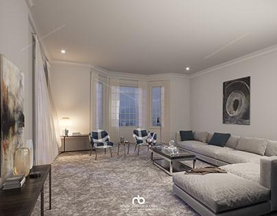 interior Design-Architectural Visualization