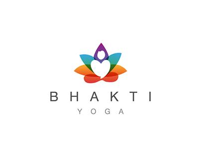 Bhakti Yoga Logo