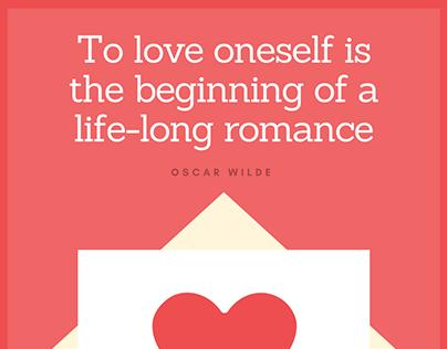 Doug Hawxhurst presents Quotes on Self Love