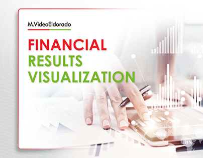 Financial results visualization