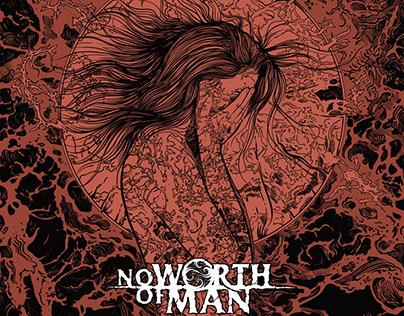 No Worth Of Man Farnborough, United Kingdom Metal