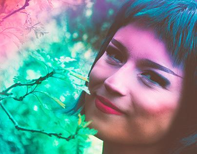 Lina's Photoshoot