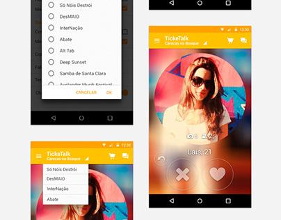 Lovetick - App