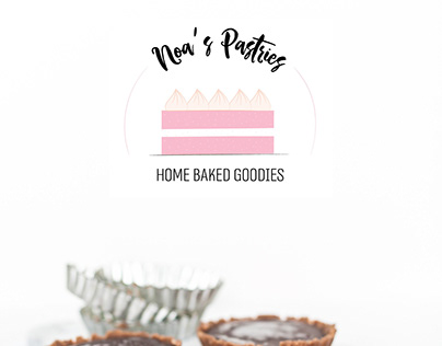 Noa's Pastries - Branding Design
