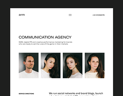 arm - communication agency