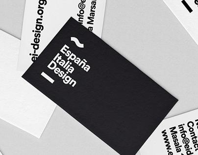 España Italia Design Identity