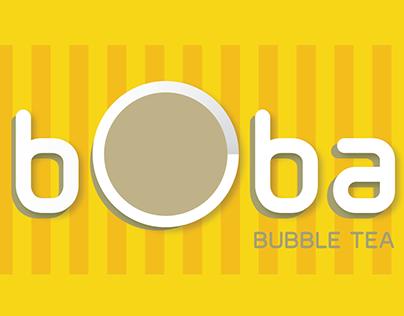 . : Boba Food Truck