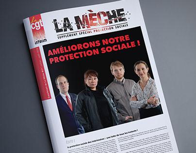La Mèche Hors-Série n°12 - Juillet/Août 2019