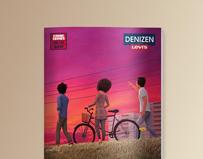 DENIZEN Levis - Comic Series 2017