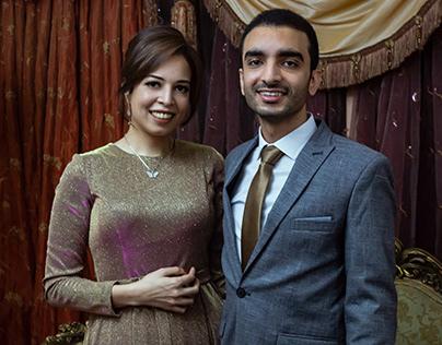 Engagement Ceremony (Mai & Mohamed)