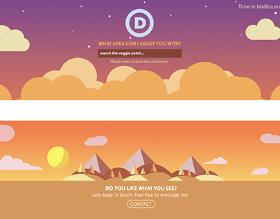 Vector Illustration Background for website