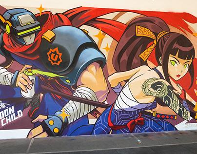 Wall Ninjas