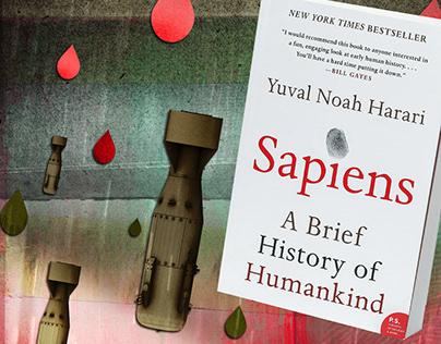 Sapiens Book Launch Promo | Vintage Books