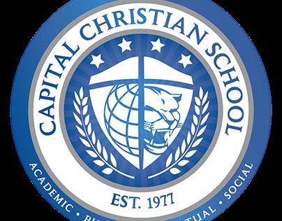 Capital Christian School Logo