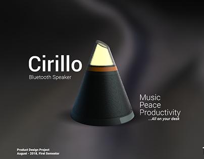 Cirillo Bluetooth Speaker