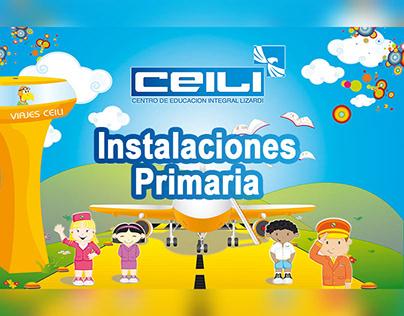 Instalaciones Ceili Primaria