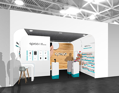 Epico - IFA EXHIBITION BOOTH DESIGN 2019