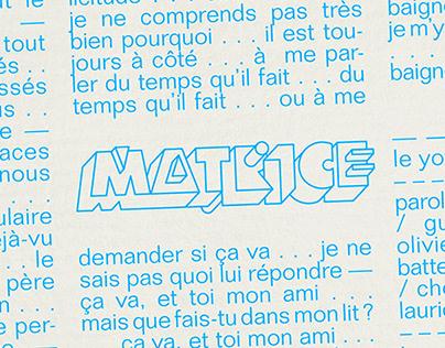 Wilfried* | Matrice album