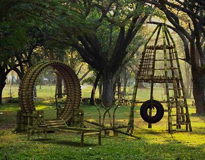 Bamboo Park Equipments
