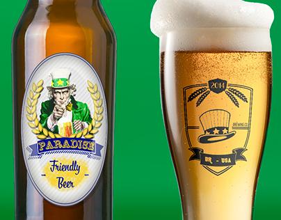 Paradise - Friendly Beer