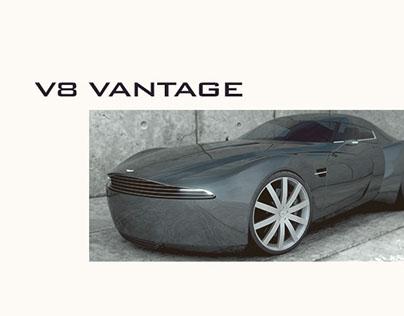 Aston Martin V8 Vantage Concept