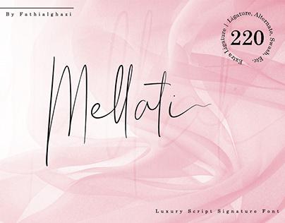 Free Mellati Script