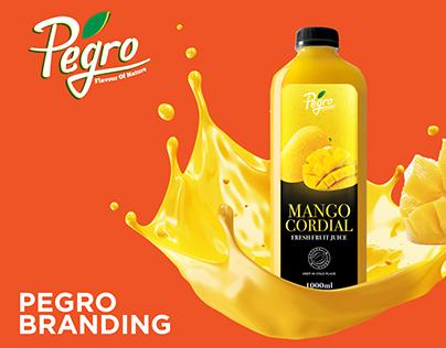 Pegro Branding