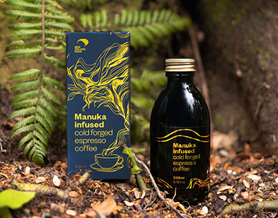 Manuka Coffee Packaging